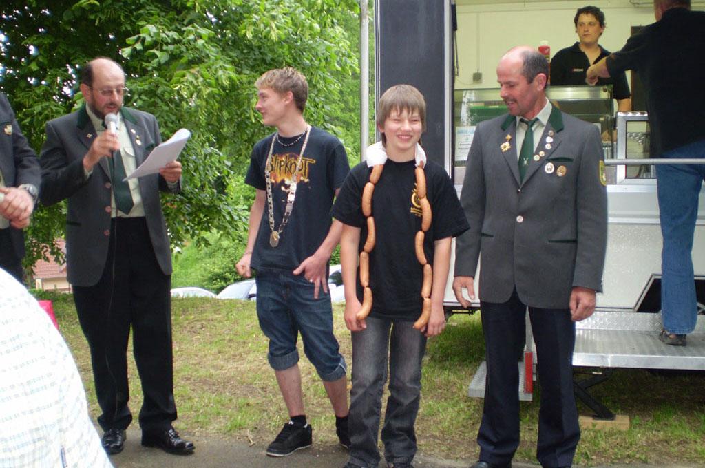 Königsproklamation 2009
