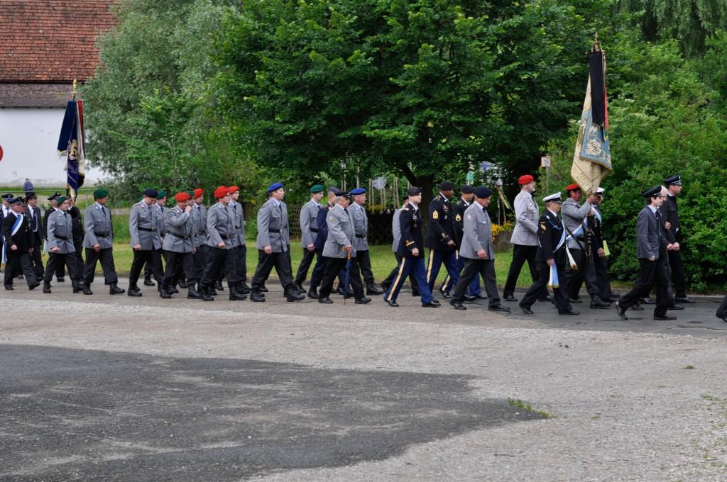100 Jahre Soldatenkameradschaft Nankendorf-Löhlitz