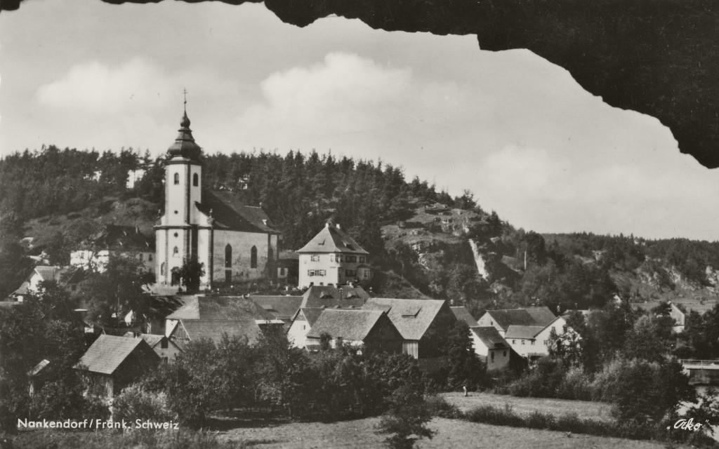 Historische Ansichten von Nankendorf um das Jahr 1900