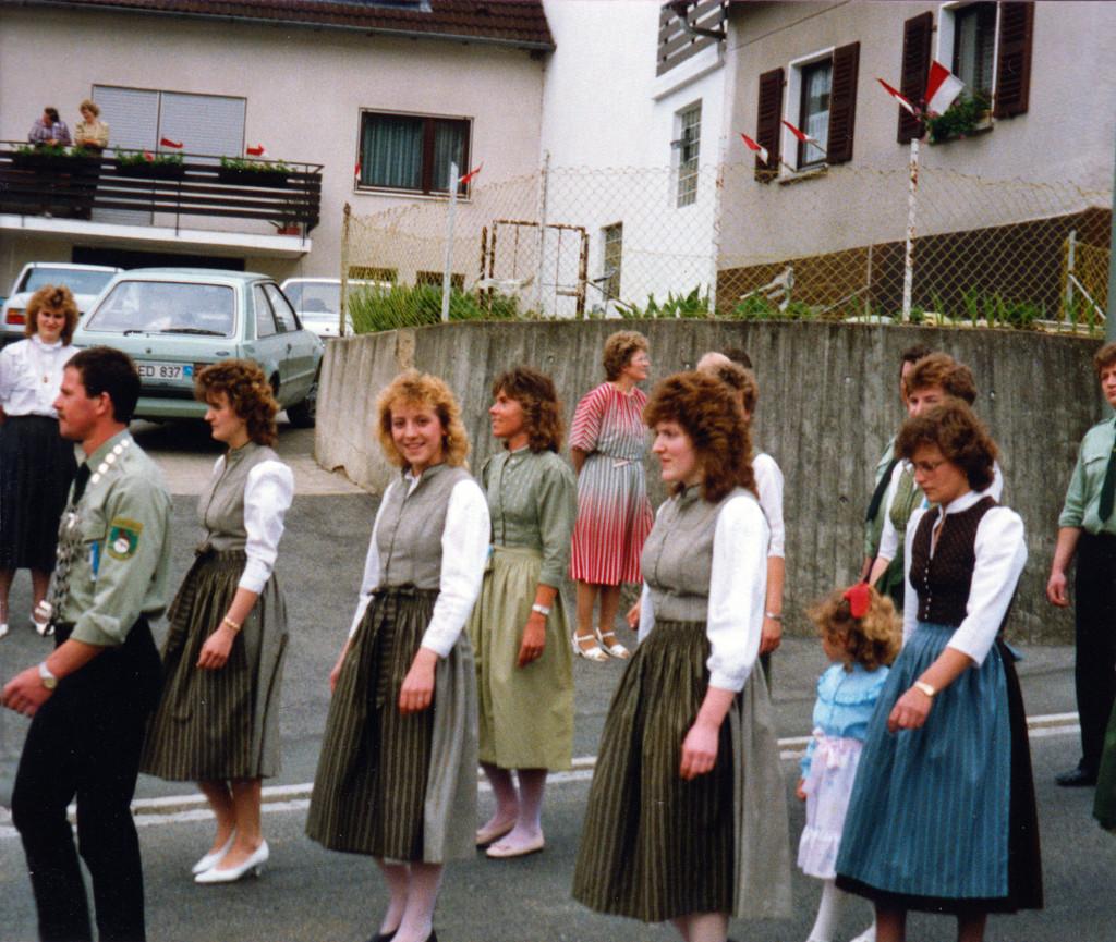 Historische Ansichten - 75-jährige Gründungsfest mit Kreistreffen von Bayreuth-Ebermannstadt