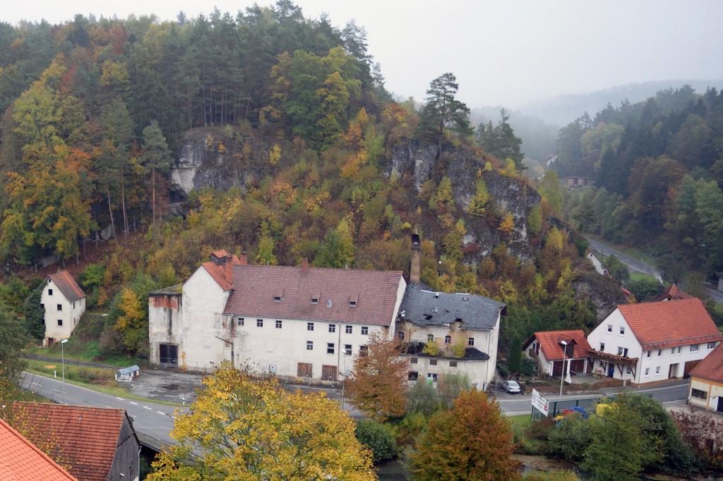 Bürgerversammlung 2016 - Das alte Brauhaus - Oktober 2015
